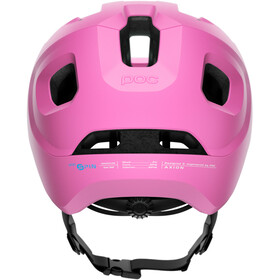 POC Axion Spin Helm, actinium pink matt